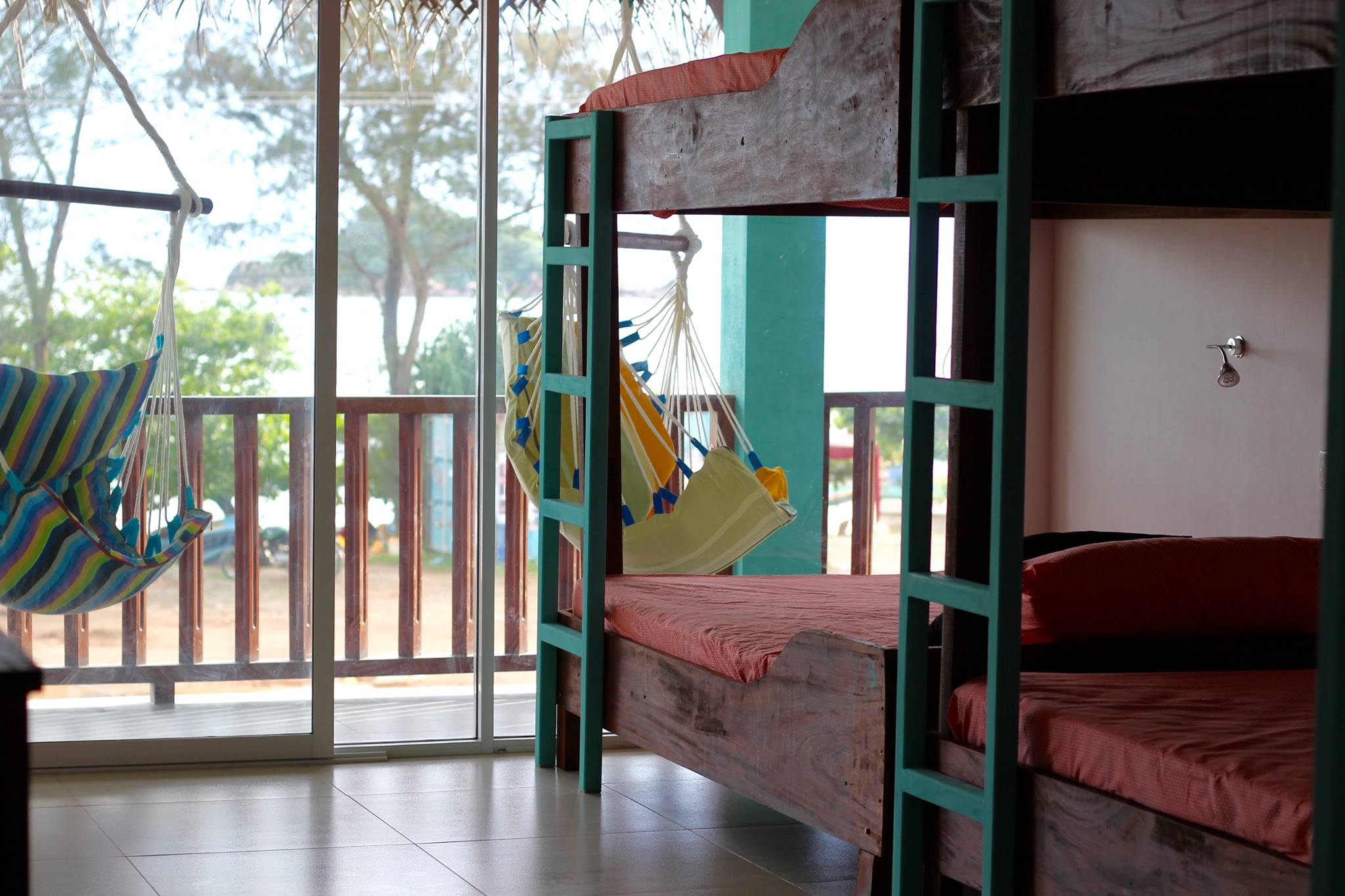 Hangtime - Accommodation - Dorm Room